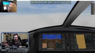 JonFly - Highlight: Toliss A319 with Avitab - Ohio to West