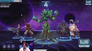 Chu plays Kel'thuzad at Gamescom 2017, Full Gameplay Heroes of the Storm