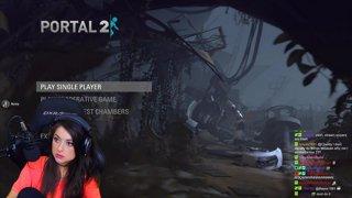 Portal 2 (Single Player): Part 1