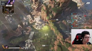 ソロレイス 15kill2556damage Apex Legends「翔丸」