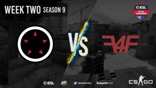 Order vs. Fighting 4 Freedom - Stage 1, Matchday 4 | ESL AUNZ Championship Season 9 [#csgo]