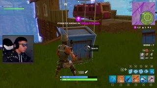 RPG > Shotgun - Fortnite Highlight