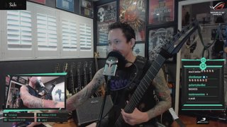 Matt Heafy [Trivium] | The OK-est Gamer, The Best Guitarist on Twitch
