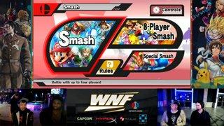 WNF 1.5 - Liquid   Ken (Corrin) Vs. K9sbruce (Sheik) Winners Side - Smash 4