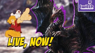 LATE STEAM - Arch Tempered Kushala Hunting with JaeJae  - ASUS Giveaway -> http://bit.ly/asusMax3 (Sun 9-9)