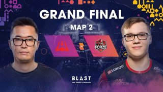 BLAST Pro Series Moscow - Grand Final Map 2 - AVANGAR vs. forZe