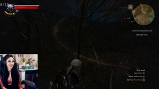 Yoni does The Witcher 3 (Day 7)