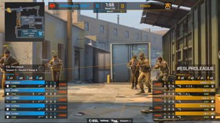[PT-BR] HellRaisers vs. Fnatic | ESL Pro League 2019 | Dia 13 - [Mapa 3 - TRAIN]