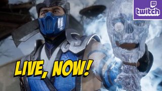 MK11 - Unlock Strats & Online Matches - GIVEAWAY > http://bit.ly/maxMK11 (4-26)