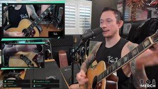 Matt Heafy (Trivium) - The Office - Theme | Acoustic Cover
