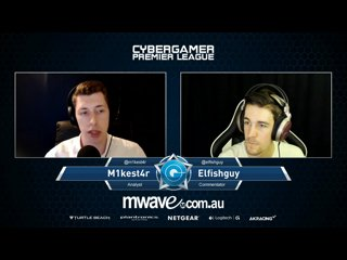 Mwave CGPL Autumn 2016 Week 3 Alpha Sydney VS Legacy eSports