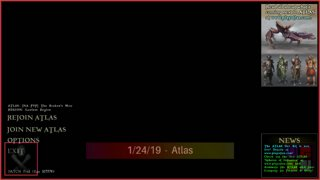 WGNN - ATLAS 1/24/19 (DamianKnightLiveinHD)
