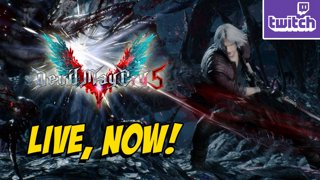 Devil May Cry 5 | Day 3 | FINISH THE FIGHT (3-9)