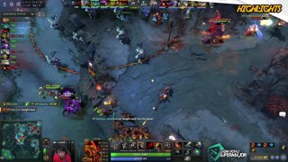 China Dota2 Supermajor Main Event Day 2