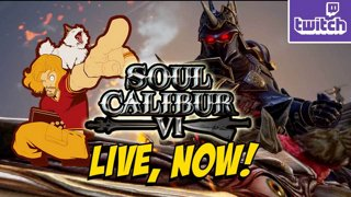 SOUL CALIBUR VI BETA- Time To Nightmare (Fri9-28)