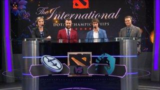 [EN] EG vs Liquid BO3 - The International 2019 Main Event