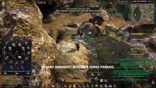 Hasrah grindspot , safe for parking horse inside