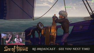 Sea of Thieves Weekly Stream - Legendary Storyteller