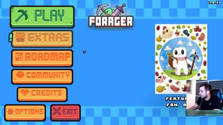 Forager Stream #5 - FORAGER!!