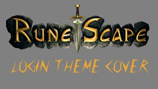 Matt Heafy (Trivium) - Runescape Login Theme I Metal Cover 1/2