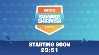 Fortnite #SummerSkirmish | Week 3 (Day 2)