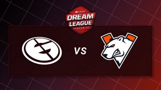 Evil Geniuses vs Virtus Pro - Game 1 - Playoffs - CORSAIR DreamLeague S11 - The Stockholm Major - Part 2