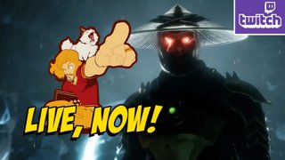 More MK11! PS4/XB1X/PC - Doing Some Tips/Guides & More Raiden (5-2)