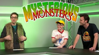 Mysterious Monsters RPG Trivia Game Show - Ep. 2 - Bosman, Noah, Don