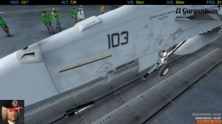 Mission #2: Close Air Support | P3D@War | F/A-18E | United Protection