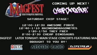 MAGFest 12 - Chip Stage - Saturday