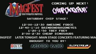 MAGFest 12 - Chip Stage - Saturday