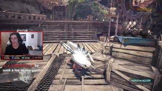 EMBOSCADA A UN DRAGON!! - Monster Hunter: World (Capitulo 11)