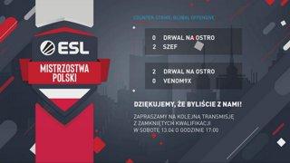 ESL Mistrzostwa Polski Wiosna 2019 - Kwalifikacje #2