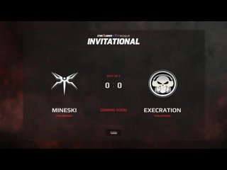 видео: Mineski vs Execration. 1