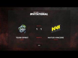 видео: Team Spirit vs NaVi, 3