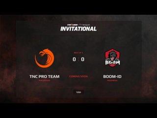 видео: TNC vs Boom-ID, 1
