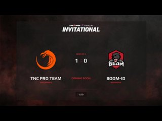 видео: TNC vs Boom-ID, 2