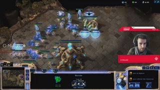 [FR] OMEN BootCamp Starcraft2 Training avec SKYYART 👊