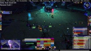 Gamescom Raid Mythic Gorefiend