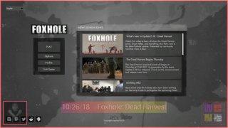 WGNN - Foxhole 10/26/18 (DamianKnightLiveinHD)