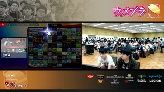 Umebura SP4 SSBU - Ken (Sonic) Vs. Sigma (Toon Link) Smash Ultimate Tournament Top 96