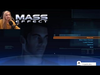 Highlight: Mass Effect Ep 2. - Cosy grill cheeee and ME