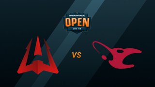 Avangar vs Mousesports - Dust2 - Semi-Final - DreamHack Open Tours 2019