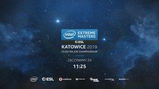 IEM Katowice 2019 CS:GO Major   MIBR vs Renegades   Dzień 2 -  Faza Nowych Mistrzów