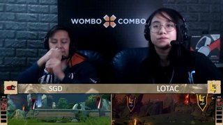 [FIL] Lotac vs SGD | Game 2 | King's Cup Group Stages