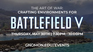 Crafting Environments of Battlefield V: An Evening with DICE LA