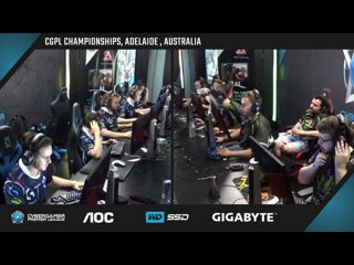 CGPL Champs Grand Final - Chiefs ESC VS Tainted Minds Game 1