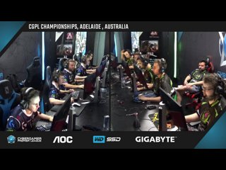 CGPL Champs Grand Final - Chiefs ESC VS Tainted Minds Game 2
