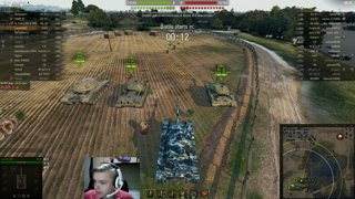 Final battle on 3 moe T95E6