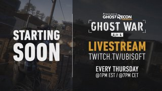 Ghost Recon Wildlands Community Hangouts w/ UbiAlien